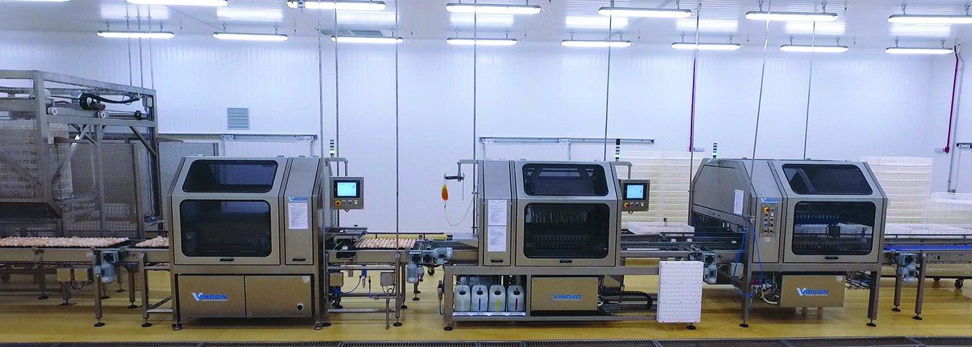Viscon Hatchery Automation - VIV Online